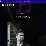 Marathon Talent Agency – Web Design