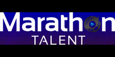 Marathon Talent Agency - Web Design