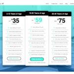 Compass Cellular Healing – Web Design
