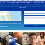 Website for Pharmacy Distribution Company